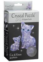 "Пазл ""3D. Кошка"" (49 элементов)"