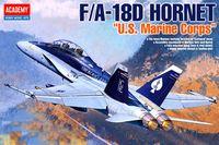 Самолет F/A-18D+ Hornet (масштаб: 1/72)