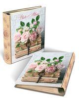 """Фотоальбом """"Книги и розы"""" (арт. 44863)"""