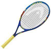 """Ракетка для большого тенниса """"Novak 21 Gr05"""" (сине-жёлтая)"""