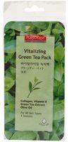 "Маска для лица ""Йогуртовая. Зеленый чай"" (10 мл)"