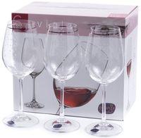 """Бокал для вина стеклянный """"Viola"""" (6 шт.; 350 мл; арт. 40729/Q9103/350)"""