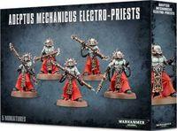 "Набор миниатюр ""Warhammer 40.000. Adeptus Mechanicus Electro-Priests"" (59-15)"