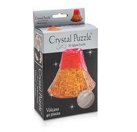 """Пазл-головоломка """"Crystal Puzzle. Вулкан"""" (40 элементов)"""