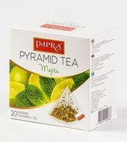 """Чай зеленый """"Impra. Mojito"""" (20 пакетиков)"""