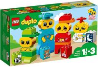"LEGO Duplo ""Мои первые эмоции"""
