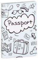 Обложка на паспорт (арт. C1-17-898)
