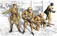 Британская пехота 1917-18г. (масштаб: 1/35)