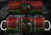 """Кружка """"Doom"""" (art.24)"""