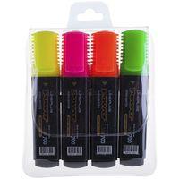 """Набор маркеров текстовых """"HI-700C"""" (4 цвета; 5 мм)"""