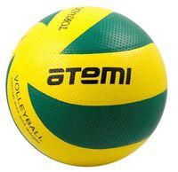 """Мяч волейбольный Atemi """"Tornado"""" №5 (жёлто-зелёный; поливинилхлорид)"""