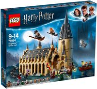 "LEGO Harry Potter ""Большой зал Хогвартса"""