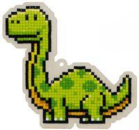 """Алмазная вышивка-мозаика """"Брелок. Динозавр Вега"""" (118х111 мм)"""