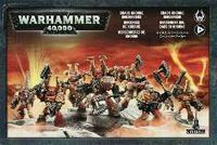 "Набор миниатюр ""Warhammer 40.000. Chaos Space Marines Khorne Berzerkers"" (43-10)"