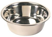 Миска для собак металлическая (0,75 л; арт. 24842)