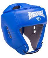 Шлем открытый (M; синий; арт. RV-302)