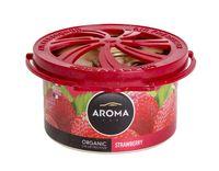 """Ароматизатор для автомобиля """"Organic"""" (strawberry)"""