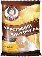 """Чипсы картофельные """"Хрустящий картофель. С солью"""" (40 г)"""
