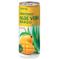 """Напиток сокосодержащий """"Lotte. Алоэ вера-манго"""" (240 мл)"""
