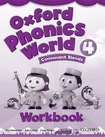 Oxford Phonics World. Level 4. Consonant Blends. Workbook