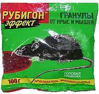 """Привлекатель для крыс и мышей """"Рубигон"""" сырный (100 г)"""