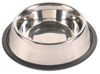 Миска для собак металлическая (0,45 л; арт. 24851)