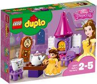 "LEGO Duplo ""Чаепитие у Белль"""