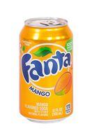 """Напиток газированный """"Fanta. Манго"""" (355 мл)"""