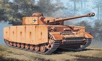 """Средний танк """"PzKpfw IV"""" (масштаб: 1/72)"""