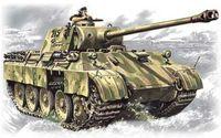 Германский танк Pz.Kpfw. V Panther Ausf.D ІІ МВ (масштаб: 1/35)