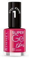 """Гель-лак для ногтей """"Super Gel"""" (тон: 024)"""