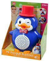 """Игрушка для купания """"Мистер Пингвин с пузырями"""""""