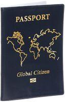 """Обложка на паспорт """"Global citizen"""""""
