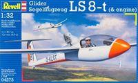 """Самолет """"Glider LS-8t"""" (масштаб: 1/35)"""