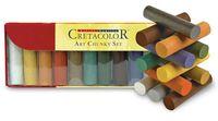 """Набор цветных углей """"Art Chunky"""" (10 шт) + уголь и графит"""