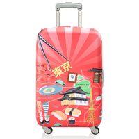 "Чехол для чемодана ""Tokyo"" (средний)"