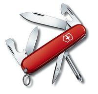 """Нож перочинный Victorinox """"Tinker Small"""" красный (12 функций)"""