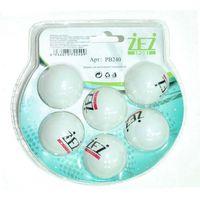 Шарики для настольного тенниса (6 шт; арт. PB240)