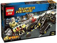 "Конструктор Super Heroe ""Бэтмен: убийца Крок"""