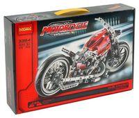 """Конструктор """"Мотоцикл"""" (378 деталей)"""