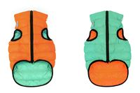 "Куртка ""Lumi"" (35 см; оранжево-салатовая)"