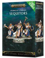 Warhammer Age of Sigmar. Stormcast Eternals. Sequitors (71-09)