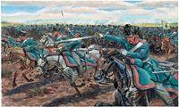 "Набор миниатюр ""Прусская кавалерия"" (масштаб: 1/72)"