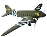 """Самолет на радиоуправлении """"Douglas DC-3 Military"""""""