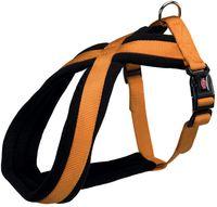 """Шлея для собак """"Premium"""" (размер S-М; 40-60 см; медно-оранжевая)"""