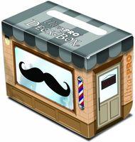 """Коробочка для карт """"Mustachio"""" (80 карт)"""