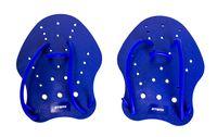 Лопатки для плавания (L; синие; арт. PD1)