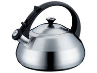 Чайник металлический со свистком (2,8 л; арт. PH-15534)