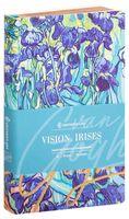 """Ежедневник недатированный """"Van Gogh. Irises"""" (B6)"""
