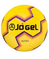 """Мяч футбольный Jogel """"Intro"""" №5 (жёлтый)"""